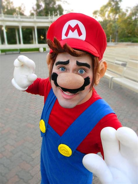 This Realistic Super Mario Cosplay Is A Little Too Real