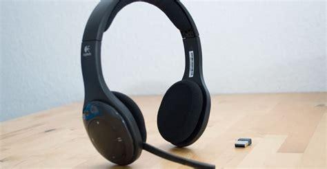 logitech  headset schnurlos ausprobiert kabellos