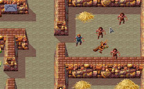 Shattered Lands Rpg For Dos (1993