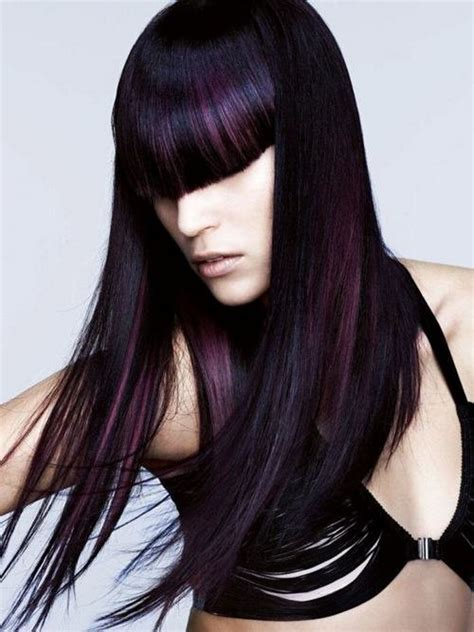 Different Colors Of Black Hair by Black Cherry Hair Color Loreal Hair Maybes