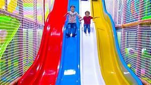 Big Baby Slide : funny baby play kids indoor playground fun play area giant ~ A.2002-acura-tl-radio.info Haus und Dekorationen