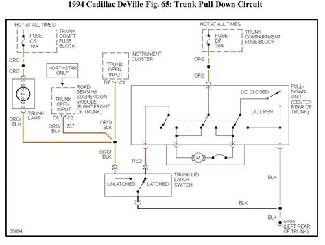1994 Cadillac Wire Diagram by Question 1994 Cadillac Fuse 5 60 Maxifuse