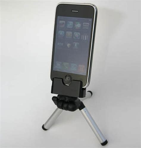 iphone tripod blur iphone tripod