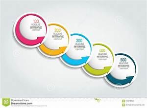 Option Chart  Scheme  Diagram  Timeline  5 Infographic