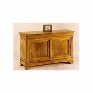 Bahut 2 Portes : bahut 2 portes larges val rie ii meubles de normandie ~ Teatrodelosmanantiales.com Idées de Décoration