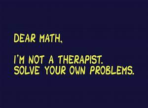 Funny Math Quotes And Jokes. QuotesGram
