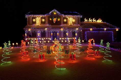 christmas light displays near you neighborhood light displays near me sanjonmotel