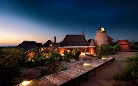automated house lighting leobo reserve limpopo s africa architecture mag