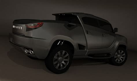 2019 Infiniti Truck by Infiniti Truck Concept Can We Expect New Luxury