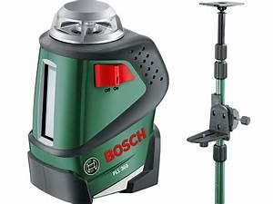 Niveau Laser Bosch Pll 360 : bosch pll 360 self levelling line laser and telescopic ~ Dailycaller-alerts.com Idées de Décoration