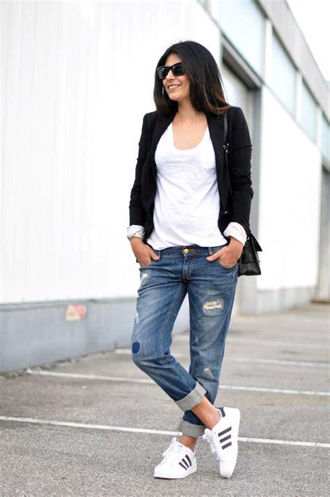 Trends How to Wear Adidas Superstar Sneakers u2013 Lena Penteado