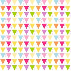 free digital bunting scrapbooking paper ausdruckbares geschenkpapier freebie