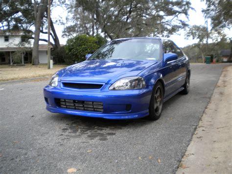 My 99/00 Honda Civic Si