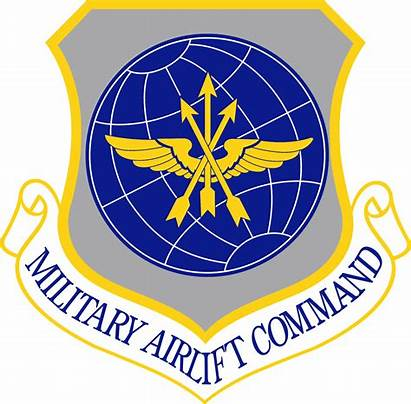 Command Airlift Military Air Force Usaf Emblem
