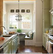 Dealing With Built In Kitchens For Small Spaces Built In Banquette In Kitchen