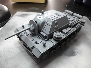 Modell Panzer Selber Bauen : su 76i mr models 1 35 von egbert sellhorn timm ~ Jslefanu.com Haus und Dekorationen