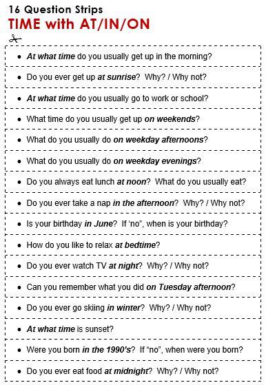 time      grammar