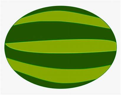 Oval Shape Clipart Watermelon Objects Transparent Pngitem