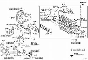 Toyota Venza Insulator  Manifold Converter  No  1  Cnd