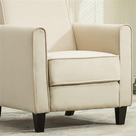 Recliner Club Chair Living Room Home Modern Design Recline