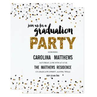 grad party invite graduation invitations announcements zazzle