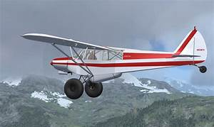 Fsx Super Cub Extreme - Flight Replicas