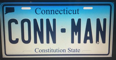 Dmv Ct Vanity Plates by Fighting Connecticut Misuse Of License Plates Charges