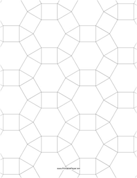 printable  tessellation