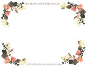 marriage greeting cards free printable flower border