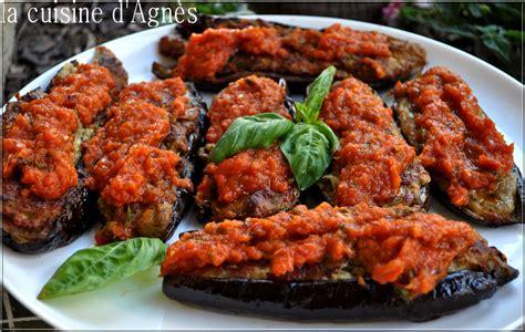 recettes de cuisine corse aubergines farcies à la bonifacienne la cuisine d 39 agnèsla cuisine d 39 agnès