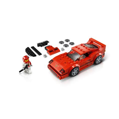 Lego instructions from thema speed champions online. 75890 | LEGO® Speed Champions Ferrari F40 Competizione | Shop Online Now