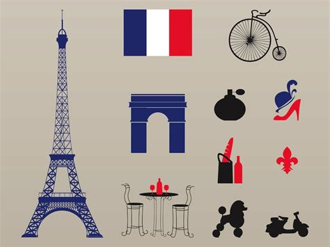 French Icons