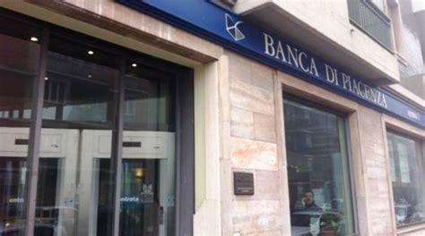 Www Banca Di Piacenza by La Banca Di Piacenza Interviene Nel Salvataggio Della