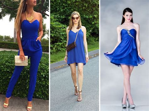 what color shoes to wear with royal blue dress makeup tips for wearing royal blue dress everafterguide