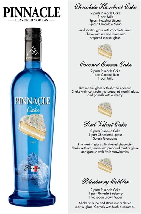 images  pinnacle vodka drink recipes