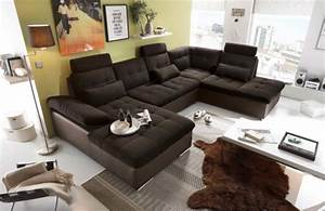 Wohnlandschaft U Form Braun : u form couch g nstig sicher kaufen bei yatego ~ Bigdaddyawards.com Haus und Dekorationen