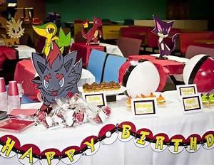 Cumpleaños infantiles ¡de Pokémon! Pequeocio
