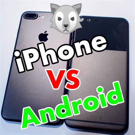 iphone vs android iphone vs android the best phone for instagram revealed