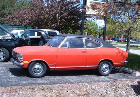 old opel curbside classic 1969 opel kadett buick dealers really