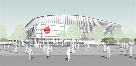Aberdeen FC reicht Stadionpläne ein