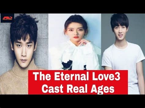 The Eternal Love 3 (upcoming Chinese Drama in 2020) Cast ...