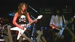 "METALLICA - Rare 1983 ""Whiplash"" Live Video From Chicago ..."