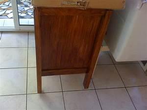 peindre teck maisonreveclub With peindre un meuble en teck