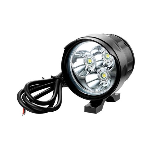 Led Motorcycle Driving Lights by Motorcycle Led Driving Lights Cree T6 Led 3000lm
