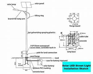 Do You Know What Is The Installation Process For Solar Street Light
