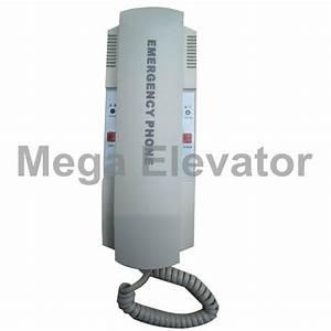 Kone Elevator Parts  Km896384 Intercom Device Master Phone