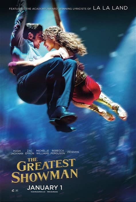 With hugh jackman, michelle williams, zac efron, zendaya. The Greatest Showman: Box Office, Budget, Cast, Hit or ...