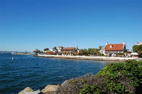 Jan Eam News San Diego Seaport Village Jolla