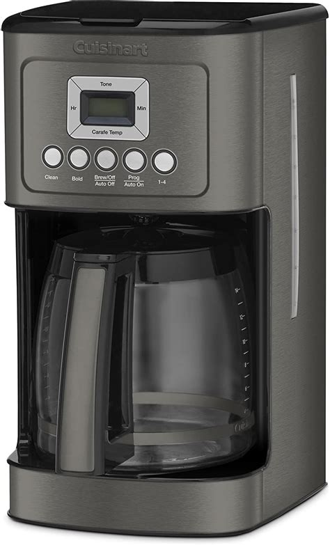 Using our cutting edge coffee technology, the 14 cup programmable coffeemaker can give you hotter coffee without sacrificing taste. Cuisinart Dcc-3200 Review - The Only Coffeemaker You'll Ever Need