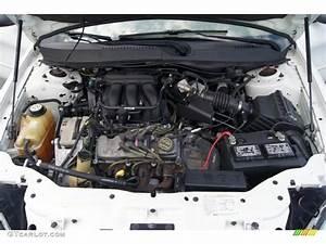 2005 Ford Taurus Se 3 0 Liter Ohv 12